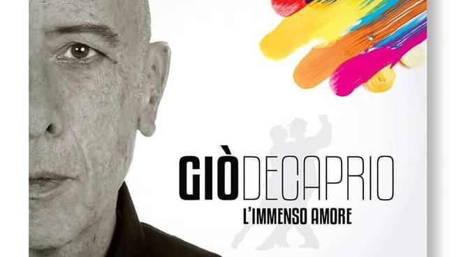 """Giò DeCaprio presenta Il singolo \""""L\'immenso Amore\"""" presso i Pinispettinati"""