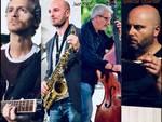 Recchia, Bracco, Rosciglione, Di Leonardo Quartet in concerto al Charity Café