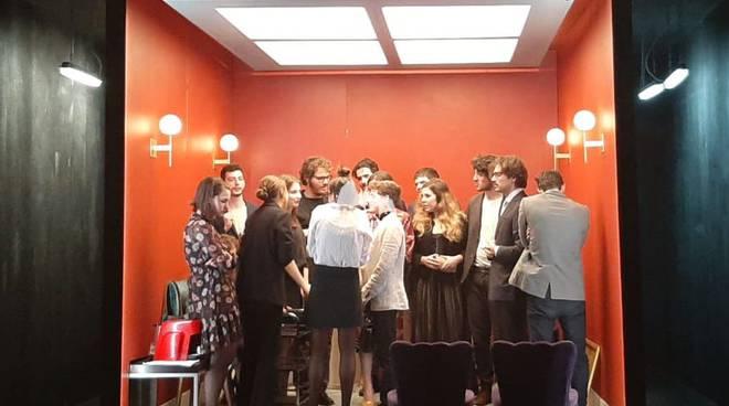 I pretendenti di Jean-Luc Lagarce regia di Valentino Villa   4 - 9 febbraio teatro Eleonora Duse