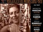 Nicoletta Manzini Quartet in concerto al Charity Café