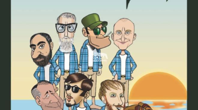 Greg & The Surf Service: omaggio ai Beach Boys al Cotton Club