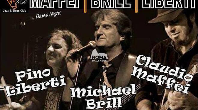 Maffei, Brill, Liberti Trio in concerto al Charity Café