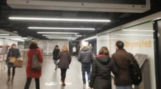 chiusa metro san giovanni