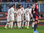 Genoa Roma 1-3