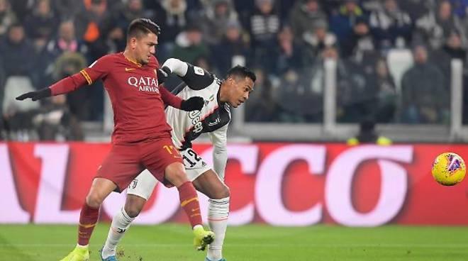 juventus-roma 3-1