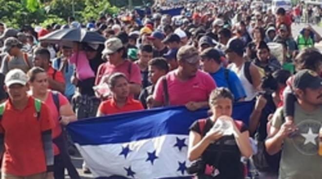 migranti honduras messico