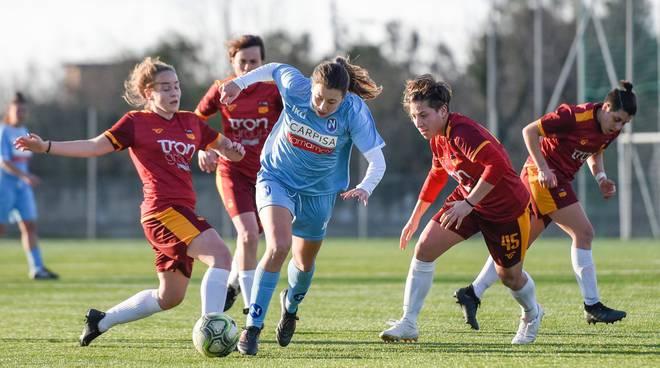 napoli-roma cf 3-3