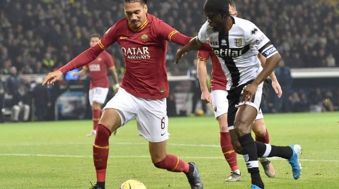 Parma-Roma 2-0