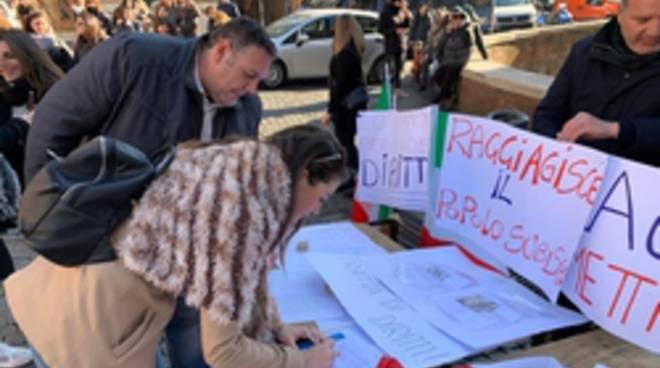 protesta Urtisti 15-01-2020