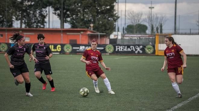 roma cf-riozzese 2-2