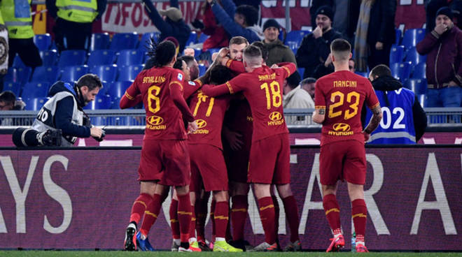 Roma-Lazio 1-1