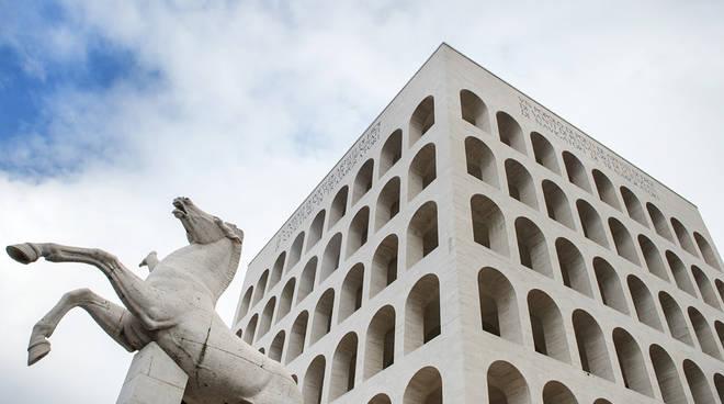 Roma - Palazzo della Civiltà