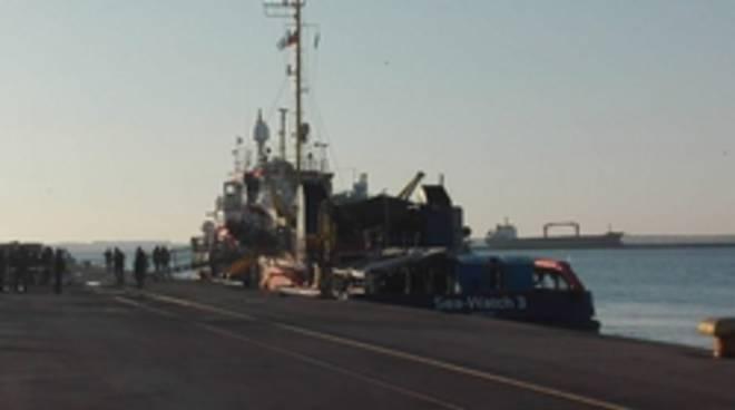 sea watch taranto