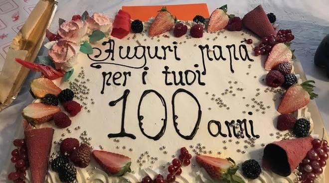 100 anni Giuseppe Valenti