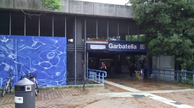 Fermata Metro Garbatella