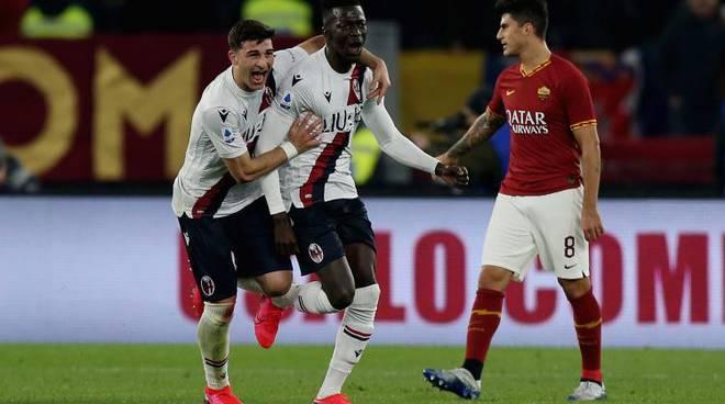 roma-bologna 2-3