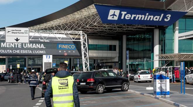 Aeroporto Leonardo da Vinci di Roma