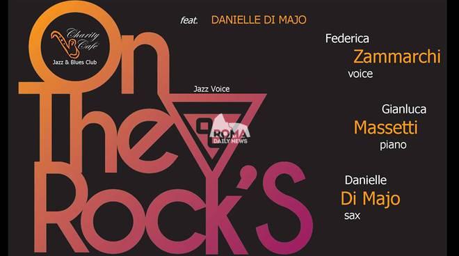 On The Rock\'s feat. Danielle de Majo in concerto al Charity Café