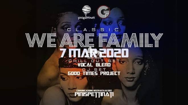Good Times Disco Music ai Pinispettinati: Vocal Blend in concerto a seguire Dj Set di Good Times Project