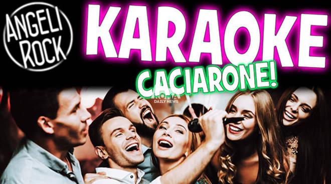 Il venerdi karaoke e tanto divertimento!