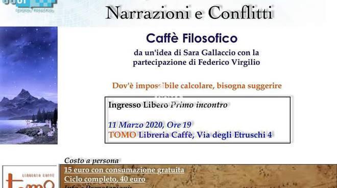 Caffè filosofico - Quale storia? Narrazioni e conflitti