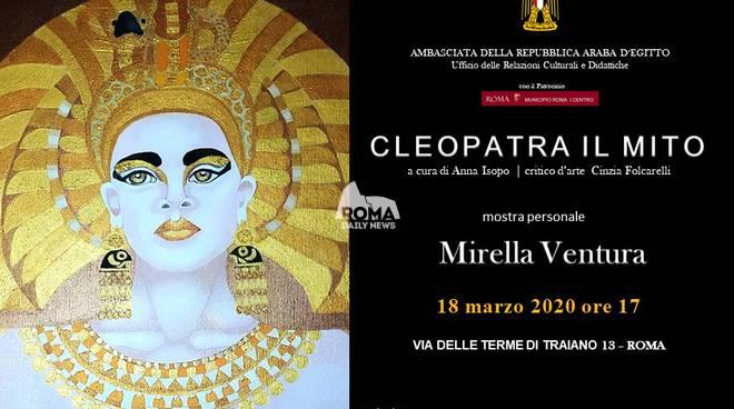 """Cleopatra \""""Il Mito\"""""""