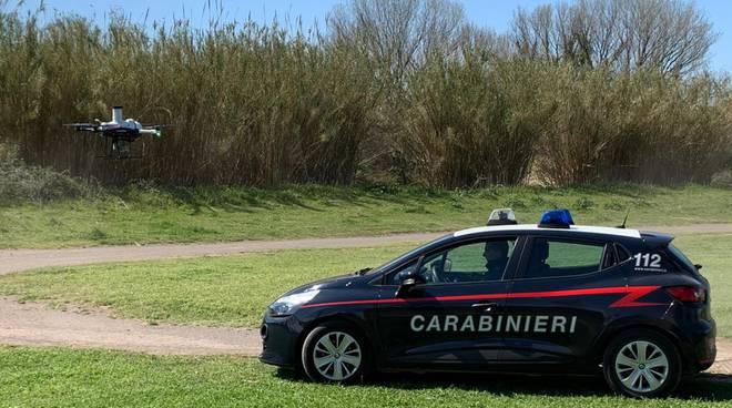 drone carabinieri