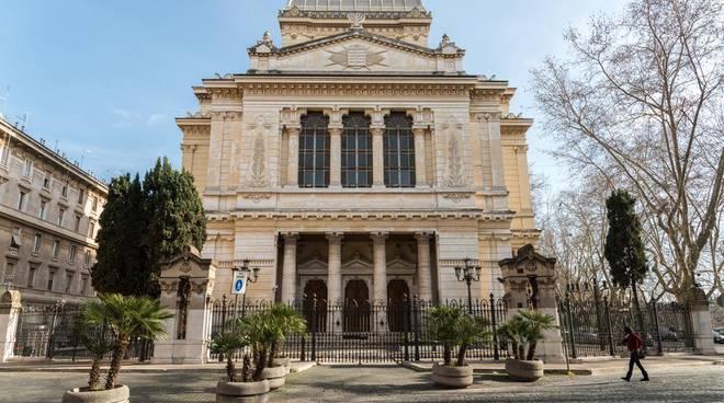Sinagoga a Roma