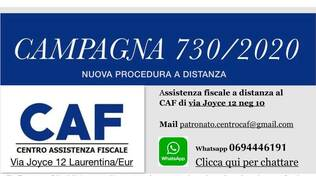 CAF Roma EUR Laurentina Studio Filippelli
