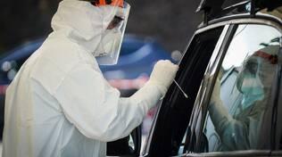 Coronavirus: tampone drive in - RDN