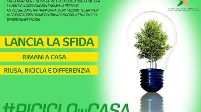#ioricicloacasa - RDN