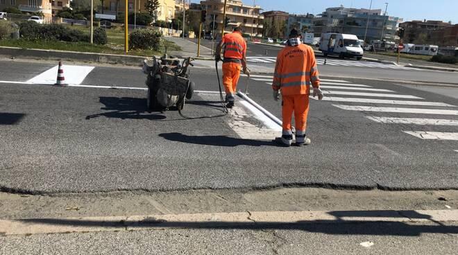 Lavori stradali - RDN