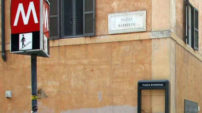 Metro Barberini - RDN