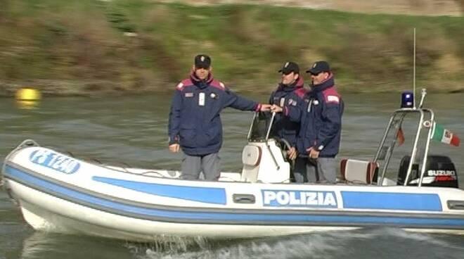 polizia fluviale