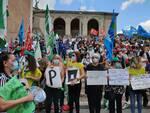 protesta multiservizi campidoglio