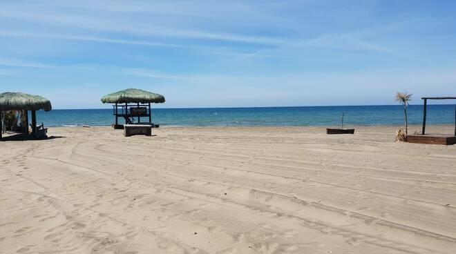 spiaggia fregene