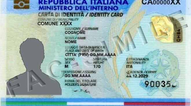 Carta d'identità elettronica - RDN