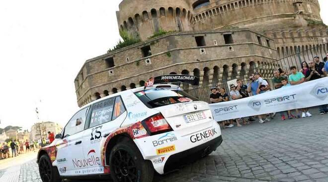 Rally di Roma Capitale 2020
