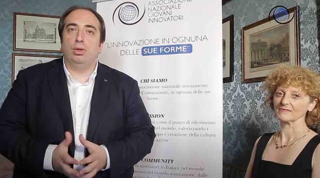 Ferrieri (ANGI) e Maggino (Presidenza del Consiglio)
