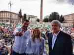 Salvini - Raggi