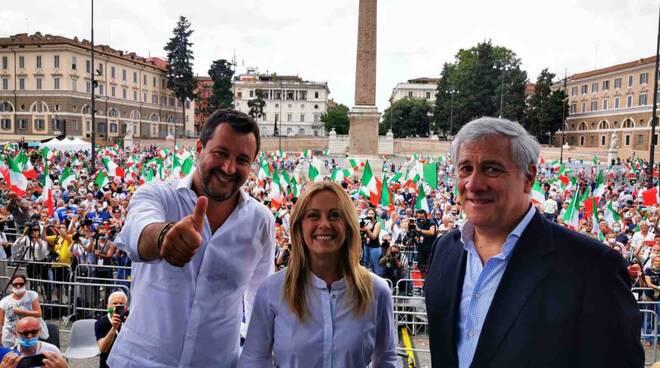 Salvini - Meloni