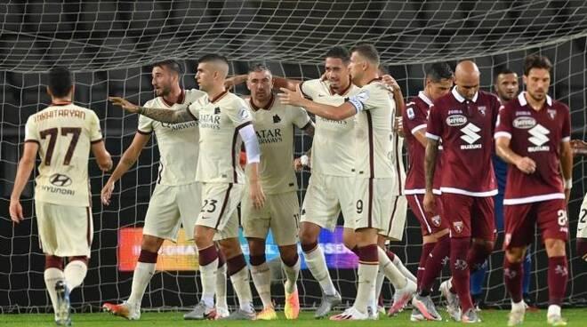 torino-roma 2-3