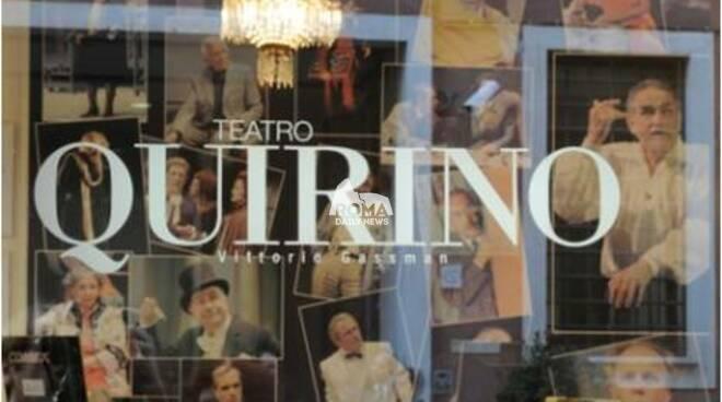 Il Teatro Quirino apre le sue porte alla Galleria Sciarra. Il programma completo
