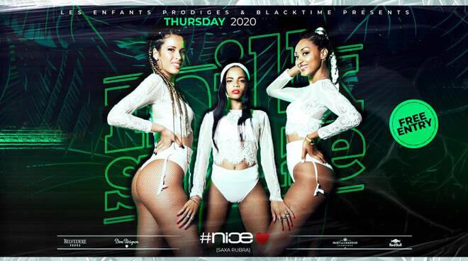 Nice Club Milkshake Night Summer 2020