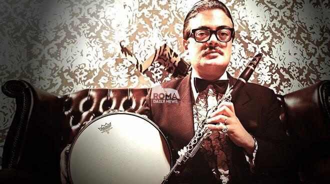"Emanuele Urso \""The King of Swing\"" Orchestra in concerto al Village Celimontana"
