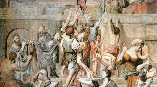 Gli affreschi del Domenichino nelle chiese di Roma