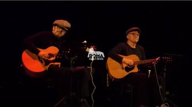 Il Duo Italia - Greg & Max Paiella in concerto al Confusione Fest