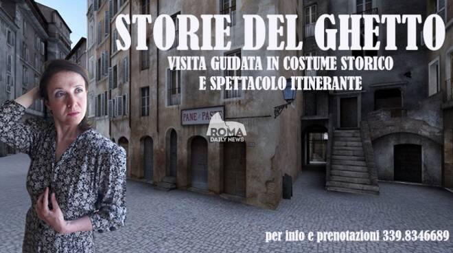 Storie del Ghetto e non solo
