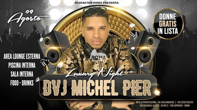Luxury Night SpGuest DVJ Michel Pier H2O
