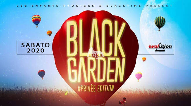 Black Garden Privèe Edition Evolution